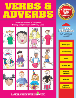 Verbs & Adverbs (downloadable PDF) picture