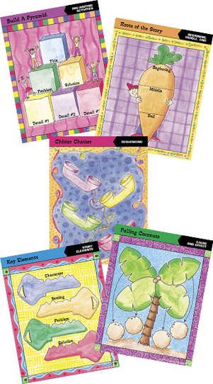 Graphic Organizer Chart Set 2 picture