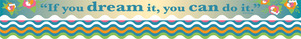 Splash of Color - Double-Sided Border / Scalloped Edge picture