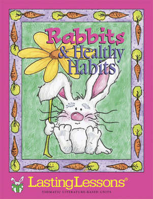 Rabbits and Healthy Habits (downloadable PDF) picture