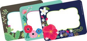 NEW! Petals & Prickles Name Tags picture