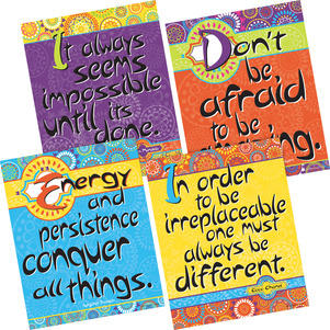Art Print Set - Be Amazing (Moroccan Collection) picture