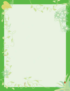 Go Green Paper picture