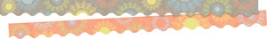 NEW! Mindfulness Sunset Double-Sided Border / Scalloped Edge picture