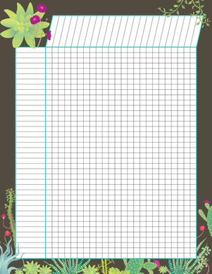NEW! Incentive Chart - Prickles Chocolate picture