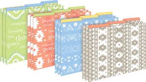 NEW!!  Thoughtfulness File Folders picture