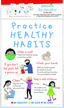 NEW! Be Healthy Poster Set additional picture 9