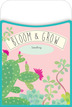 NEW! Peel & Stick - Petals & Prickles Library Pockets additional picture 3