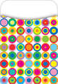 Peel & Stick! Disco Dots Library Pockets
