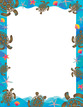 NEW! Kai Ola Sea Turtles and Starfish Computer Paper Set additional picture 1