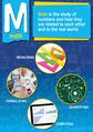 NEW! STEM/STEAM Poster - Math
