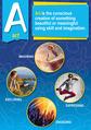 NEW! STEM/STEAM Poster - Art
