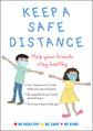 NEW! Poster - Keep a Safe Distance