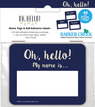 NEW! Oh, Hello! Name Tags additional picture 5