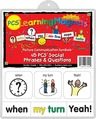 PCS® Learning Magnets® 45 Social Phrases & Questions