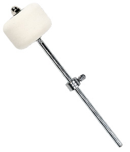 DWSM102 - LARGE FELT BASS DRUM BEATER picture