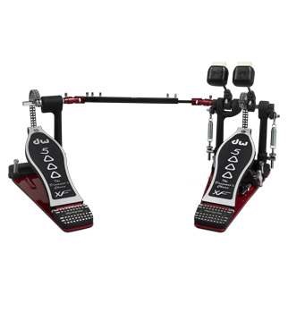 5002 ACCELERATOR XF DOUBLE PEDAL W/BAG - DWCP5002AD4XF picture