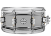 PDSN6513BNCR - PDP Concept Series Black Nickel over Steel Snare with Chrome Hardware 6.5X13