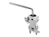 PDAX991 - 10.5 Arm Tom/Accesory Clamp