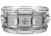 PDSN6514BNCR - PDP Concept Series Black Nickel over Steel Snare with Chrome Hardware 6.5X14