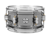 PDSN0610BNCR - PDP Concept Series Black Nickel over Steel Snare with Chrome Hardware 6x10