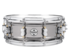 PDSN5514BNCR - PDP Concept Series Black Nickel over Steel Snare with Chrome Hardware 5.5X14