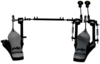 PDDPCOD - PDP Concept Series Direct Double Pedal - PDDPCOD