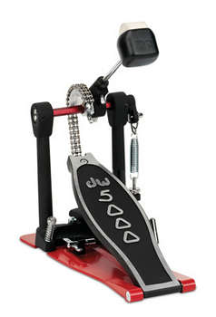 HEEL-LESS BASS DRUM PEDAL w/ BAG picture