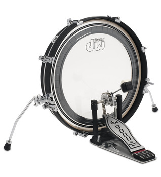 DDBD0320BLCR - DESIGN SERIES PANCAKE BASS DRUM picture