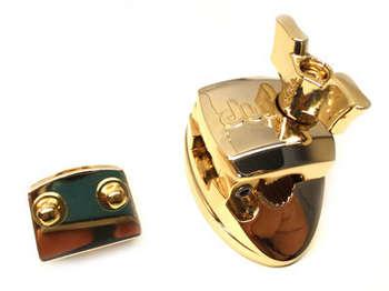 DWSMTB12GD - GOLD TOM BRACKET W/ MEM LOCK .5IN ARM picture