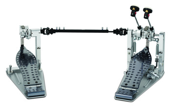 DWCPMCD2 - MACHINED CHAIN DRIVE DOUBLE PEDAL - W/CASE picture