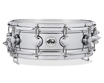 DRVC0514SAC - COLLECTOR'S SERIES 5X14 TRUE SONIC SNARE W/ CHROME HW picture