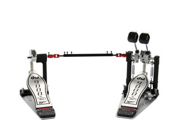 DWCP9002XF - 9000 SERIES EXTENDED FOOTBOARD DOUBLE PEDAL picture