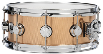 DRVZ5514SKC - COLLECTOR'S SERIES 5.5X14 KNURLED BRONZE W/CR HDWR picture