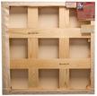 "2 Units - 60x60 3D™ PRO 2.5"" Raw Unprimed No. 12 Heavy Cotton additional picture 1"