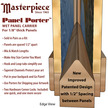 """7"""" Panel Porter™ Pair with Locking Hardware and Brass Clasps additional picture 5"""