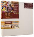 """2 Units - 10x10 3D™ PRO 2.5"""" Monterey™ 7oz Acrylic Primed Cotton"""