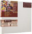 "2 Units - 20x20 3D™ PRO 2.5"" Muir™ Acrylic Primed Linen"