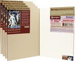 5-Pack 4x5 Ventura™ Masterpiece® Hardcore Pro Canvas Panel™
