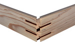 """6 Units - 25 Inch K2 Stretcher Bar 2.5"""" Deep"""