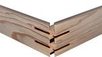 """6 Units - 44 Inch K2 Stretcher Bar 2.5"""" Deep"""