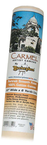 """62"""" x 3y Roll Canvas Masterpiece picture"""