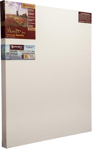 """3 Units - 30x60 Monet™ PRO 1.5"""" Tahoe™ 10oz Triple Acrylic Primed picture"""