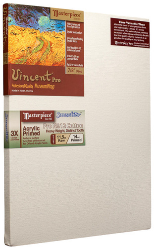 """20x24 Vincent™ PRO 7/8"""" Sausalito™ 12oz Heavy Pro Cotton picture"""
