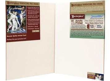 9x12 Sausalito™ Masterpiece® Hardcore Pro Canvas Panel™ picture