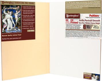 10x16 Poitiers™ Masterpiece® Hardcore Pro Canvas Panel™ picture