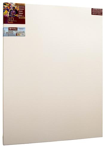 """2 Units - 72x96 3D™ PRO 2.5"""" Tahoe™ 10oz Triple Acrylic Primed Cotton picture"""