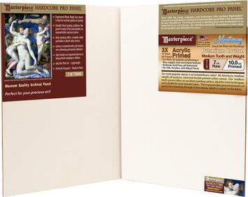 8x13 Monterey™ Masterpiece® Hardcore Pro Canvas Panel™ picture