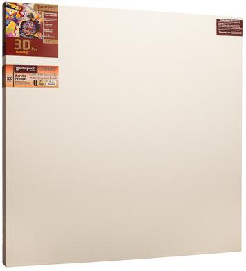"""2 Units - 48x48 3D™ PRO 2.5"""" Carmel™ Portrait Smooth Cotton picture"""