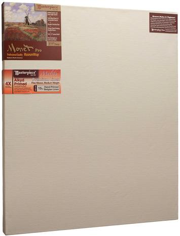 """26x52 Monet™ PRO 1.5"""" Malibu™ Alkyd Oil Primed Linen picture"""